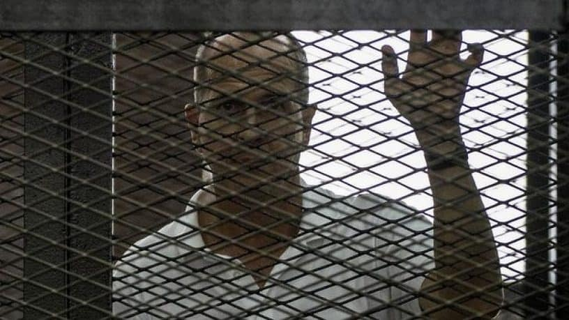 Journalist Peter Greste freed from Egyptian prison