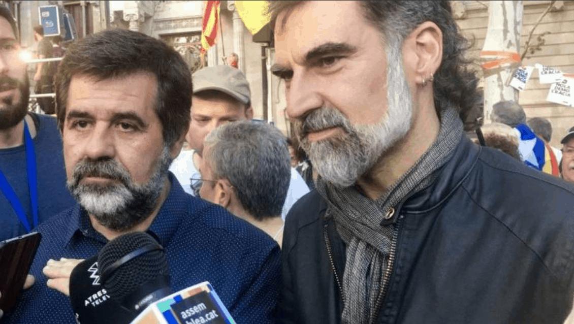 Spain: Case against Jordi Sànchez and Jordi Cuixart should be dismissed