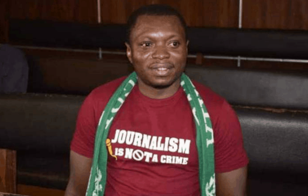 Nigeria: journalists detained as authorities clampdown on freedom of expression