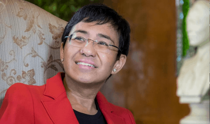 11 Nov at The Wheeler Centre: Maria Ressa : Freedom and Fakery in the Philippines Today