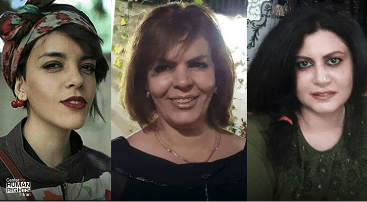 """Iran Moving Women Political Prisoners to Jails with """"Common Criminals"""""""