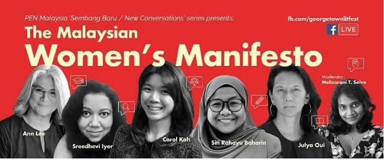 Malaysian Women's Manifesto