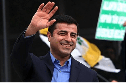 TURKEY: ACTION    Write to Selahattin Demirtaş