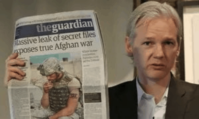 Kidnapping, assassination and a London shoot-out: Inside the CIA's secret war plans against WikiLeaks